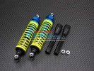 Associated B44 Alloy Rear Damper With Plastic Ball Top - 1pr set - GPM AB5090R/PBT