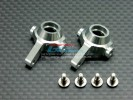 Associated RC 18T  Alloy Front Knuckle Arm With Screws - 1pr set - GPM AR021