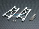 Associated RC 18T Alloy Front Lower Arm With Pins & Screws - 1pr set - GPM AR055