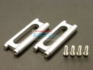 HPI Savage 21 Alloy Front/Rear Gear Box Brace With Screws - 1pr set - GPM SAV1012A