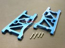 Kyosho Inferno MP 7.5 Option Alloy Rear Lower Arm With Screws - 1pr set - GPM MP75056