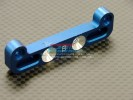 Kyosho Inferno MP 7.5 Option Alloy Upper Arm Bulk For Front Gear Box(Caster 2deg,Toe-in +5deg) - 1pc - GPM MP7509B