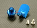 Kyosho Inferno MP 7.5 Option Alloy Front/Rear Body Post With Screws - 2pcs set - GPM MP75201