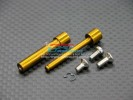Kyosho Mini Inferno ST /Mini Inferno Alloy Steering Posts With Screws - 1pr set - GPM MIF047