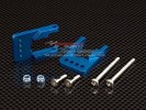 Tamiya CC-01 Alloy Rear Damper Mount - 1set - GPM CC030