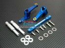 TRAXXAS Tmaxx 3.3 /Tmaxx 1.1 Alloy Bearing Steering With Plate(Exclude Bearing) With Screws & Shims & Collars-1set - GPM TMX1048