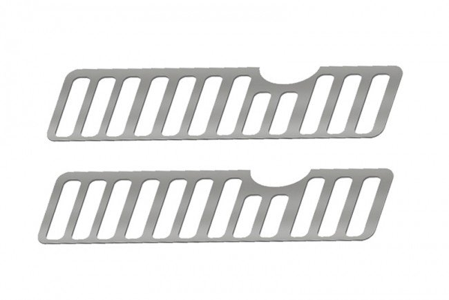 TRX4 FORD BRONCO Fender Vent For TRX-4 Ford Bronco - 2pc set - GPM TRX4ZSP39